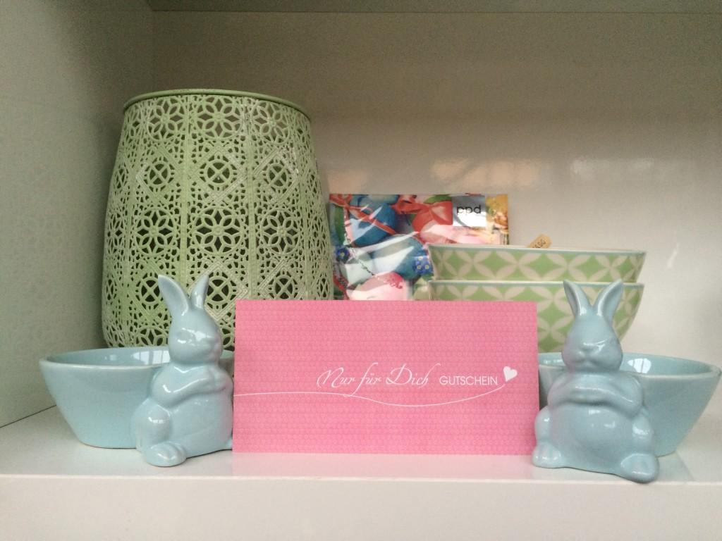Blumenkraenzchen.com  Geschenkgutschein für Ostern mit kostenlosem Versand!